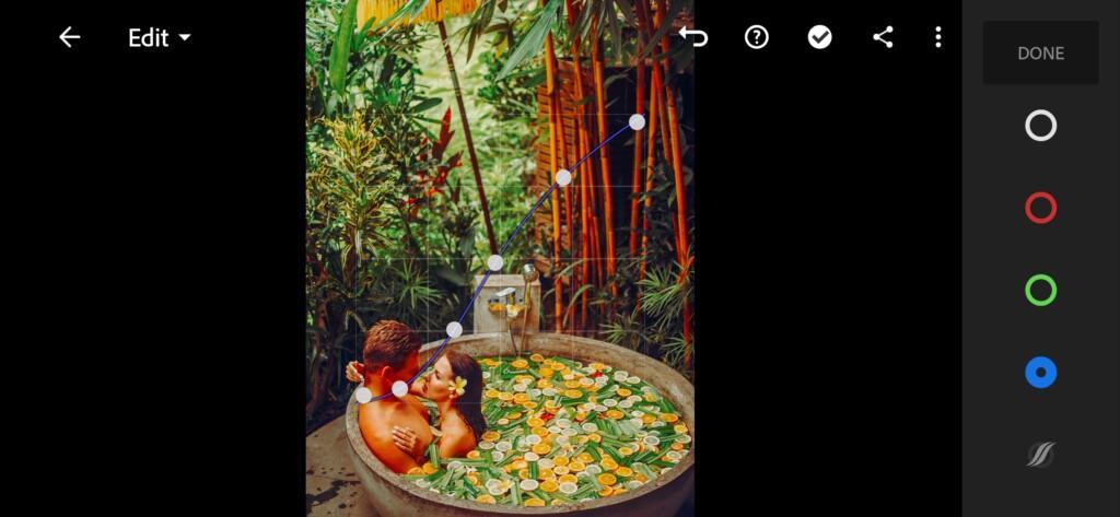 06 Bali Lightroom Preset